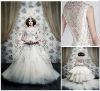 Top rank luxury arabic wedding dress in dubai NOAVIS-011