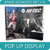 10ft 8ft aluminium Curved pop up stand