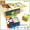 Top Bright 3d wooden jigsaw puzzle