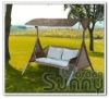 patio rattan swing chair SG4008
