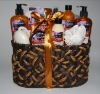 Good Quality Chocolate Bath Gift Set (13HJCO-004)