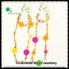 Age 3+Gift Wood Necklace and Bracelet Sets