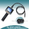 Portable Video Borescope with Color camera