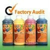 Seven vivid colors Reactive Ink for textile