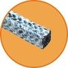 Hengda graphite packing impregnated PTFE