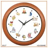 Animal Sounds Clock