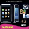 hot selling low price 2.8'' Touch Screen MP4 Player