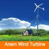 2KW Intelligent Control Wind Power Generator With FRP Blade Material