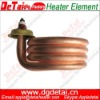 With Flange Water heater element Copper tube