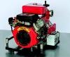 Fire equipment BJ-20B portable diesel engine driven fire water pump