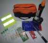 Auto Repair Kit with Emergency Light