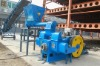 biomass fuel rods forming machine