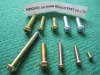 DIN7985 Cross Recessed Pan Head Machine Screw