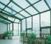 Outdoor Aluminium Glass House