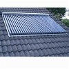 free pressure solar water heating system