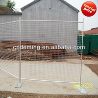 Temporary fence (more than 20 years experienced)