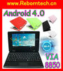 7inch WM8850 Mini Netbook Android Windows OS