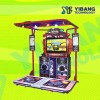Amusement equipment 47inch dancing machine funny video game machine