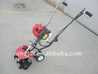 agriculture rotary gasoline power garden tractor cultivator tillers AQD T43