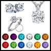 Crystal Jewelry sets and Diamond Fashion Jewelry
