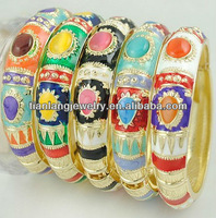 wholesale fahion Europe style opal lady's bangle
