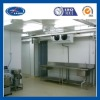 chicken cold storage room (freezer)