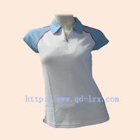 Women's Multi-functional Polo Shirt for 2012 Summer!