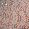 floral cotton fabric textile for garment