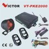 PKE-Passive keyless entry system with alarm function