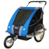 Bicycle Children Trailer and Jogger 2 In 1