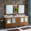 2012 Classic Bathroom Cabinets (Vanity) - Toilet space