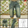 Short Men Jeans CCAGAB