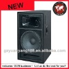 15-inch Professional stage plastic powerful speaker
