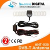 Sharing Digital Car Digital TV Antenna with Amplifier For Tuner Receiver
