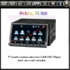 In Dash Car GPS with TV tuner/IPOD function