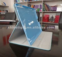 Hot-sell smart cover and fashional design for ipad 2&3