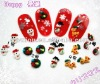 3d polymer clay nail art decoration