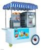 Luxury Mobile Vehicle Ice Cream Machine LB-F08