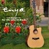 enya solid guitar ED220