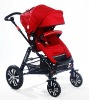 China stroller baby stroller with carrycot / bassinette EN1888