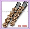 HC-1085C TWO PIECE SET / FLOWER Hair Clip