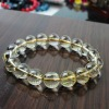 fashion jewelry natural Rutilated crystal bracelet also can be anklets present for girl