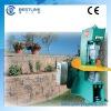 Hydraulic stone guillotine
