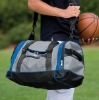 21012 new sports duffel bag with shoe pocket