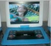 Cheapest 12 inch portable DVD player with multiple function