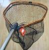 Fold away landing net