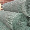Heavy Hexagonal Wire Gabion Mesh and Netting with Rectangular Box Shape