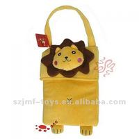 Newly plush lion handbag