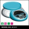 Digital Kitchen Scales with LED Weight Indicator