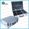 aluminium case hand tool set with EVA and pocket